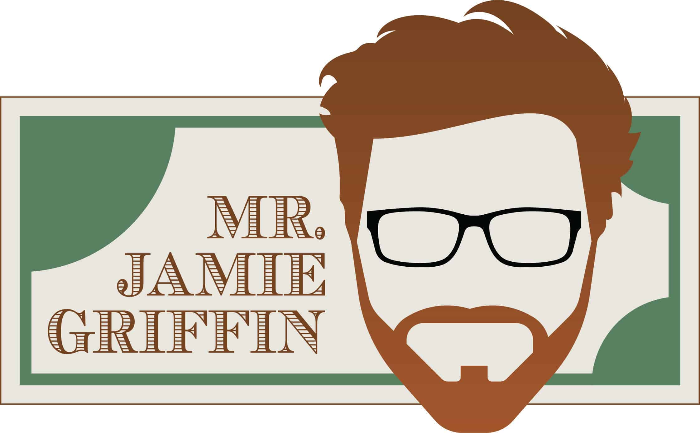 Mr. Jamie Griffin Logo