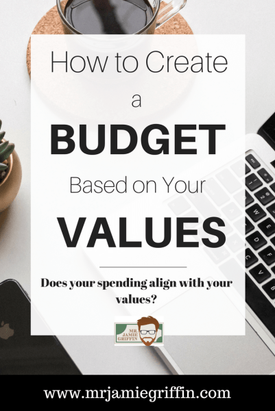 How to Create a Budget Based on Your Values