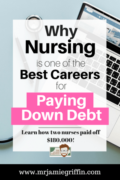 Learn Why Nursing is One of the Best Careers for Getting Out of Debt