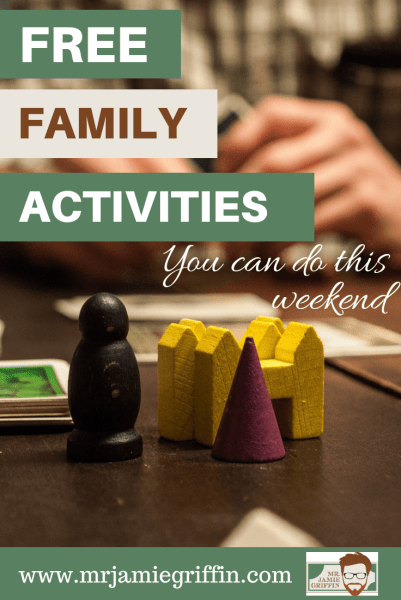 9 Free Family Activities You Can Do This Weekend - Use your creativity to share your hobbies and interests with your kids. Teach them to love what you love, and you'll have options for free family activities.