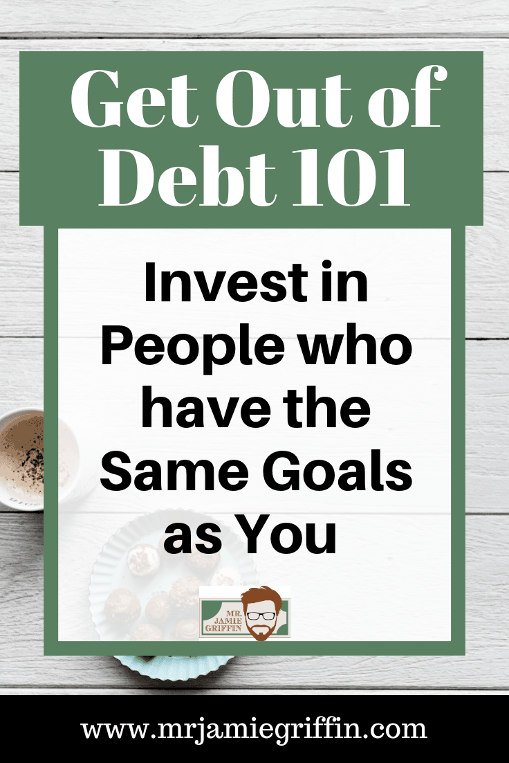 The Best Way Change Your Life - Hang Out with People Who Have Similar Goals
