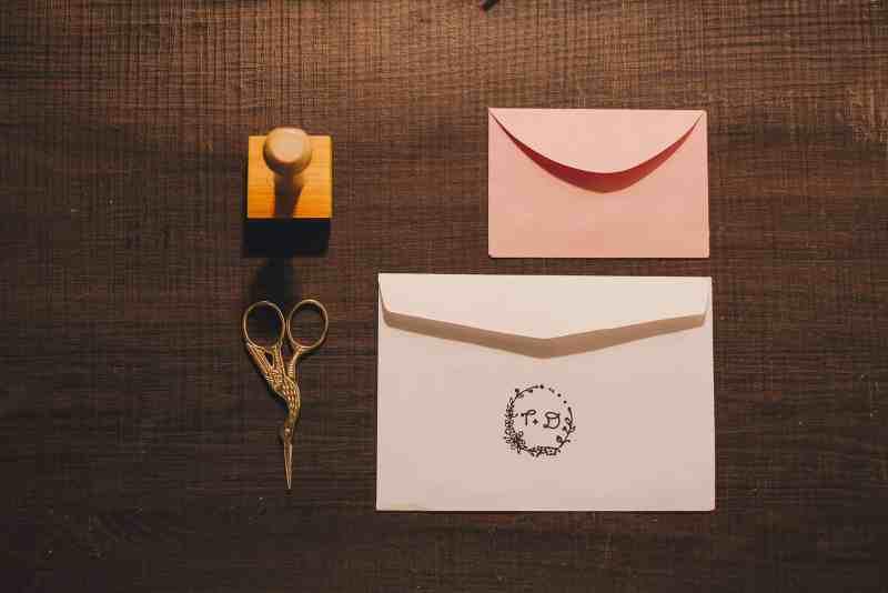Personalized cash envelopes