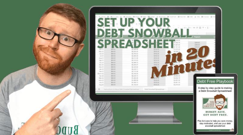 Debt Free Playbook Image