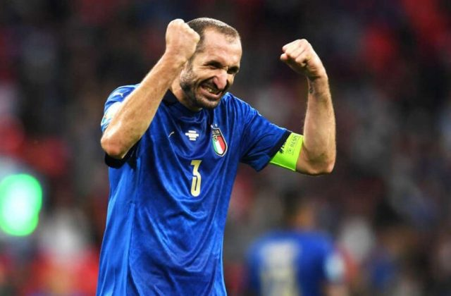 Kapitän Italien Alter