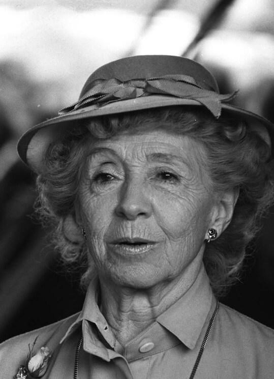 Inge Meysel Alter