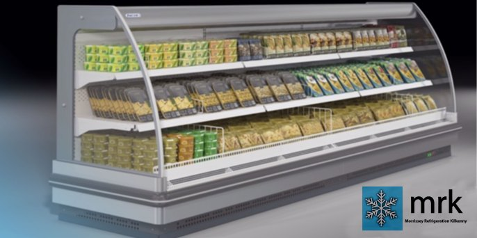 We have a range of display fridges to offer your business. Big or small, we aim to make your products look as good just like this supermarket style display fridge.
