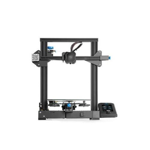 Ender 3 V2 - imprimanta 3D Creality 220x220x250mm, silentioasa, cea mai vanduta imprimanta 3D