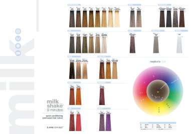milk_shake 9 minutes color swatch book