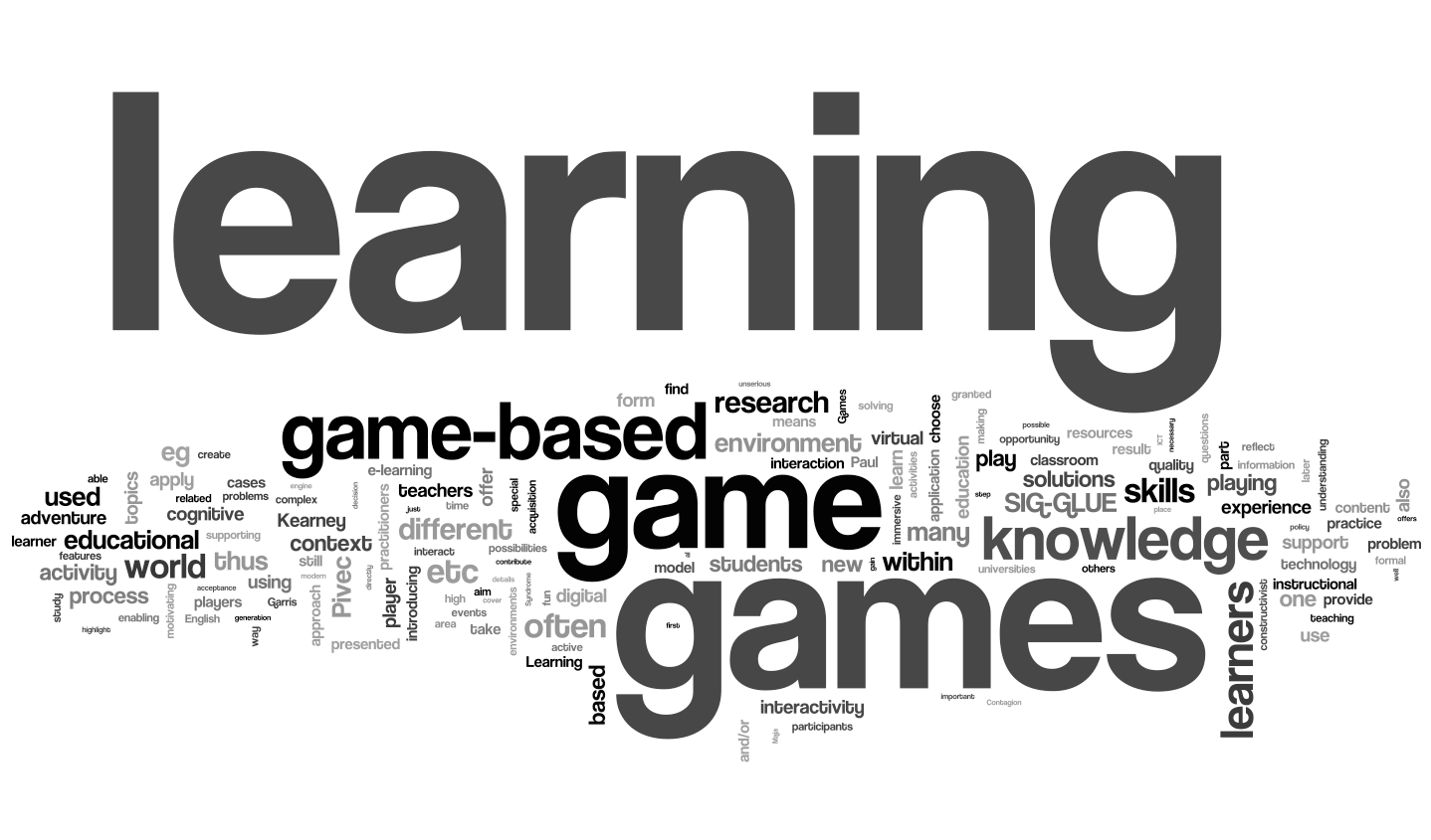 """Top 5 """"games"""" that help students learn"""