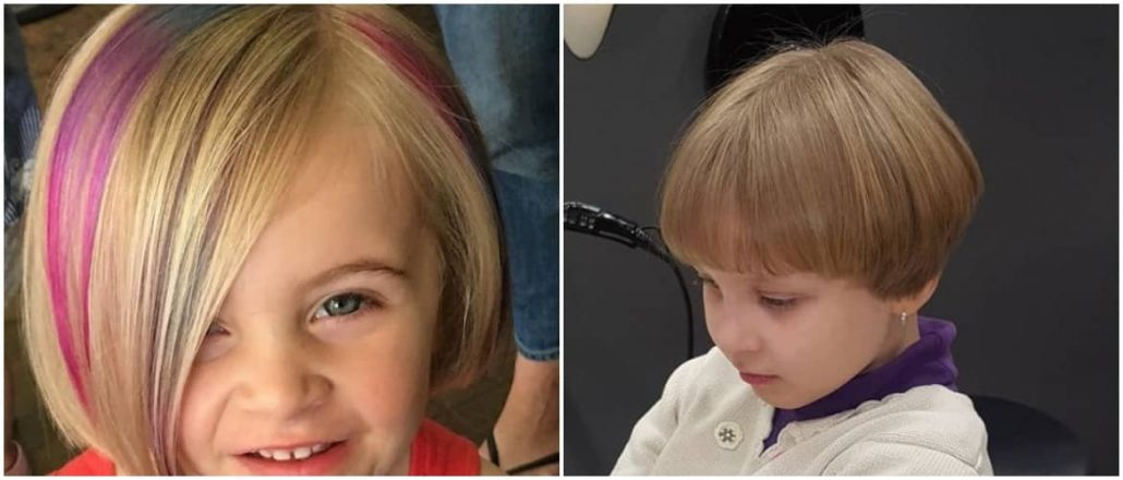 70 Short Hairstyles For Little Girls Mr Kids Haircuts
