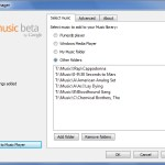 Google Music Manager Software