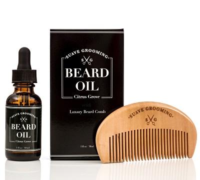 beard oil how to make your beard grow fast