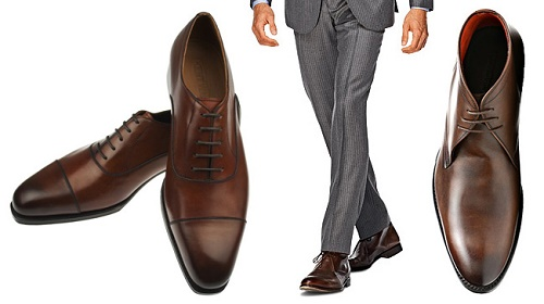 A Guide To Matching Your Shoes Your Suit