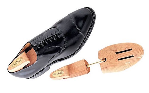 The Eight Golden Rules of Shoe Care by Salvatore Ferragamo