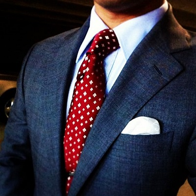 Power Dressing | The Best Business Power Colors For Men