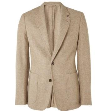 patch jacket pocket style