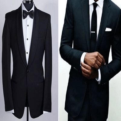 Difference Suit and Tuxedo B