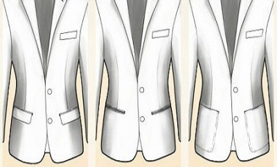 jacket pocket style