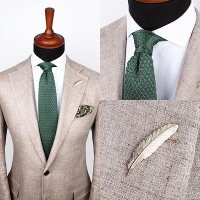 Tie With Sprezzatura