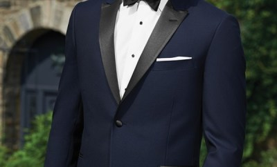 Wedding Attire Guide Tuxedo