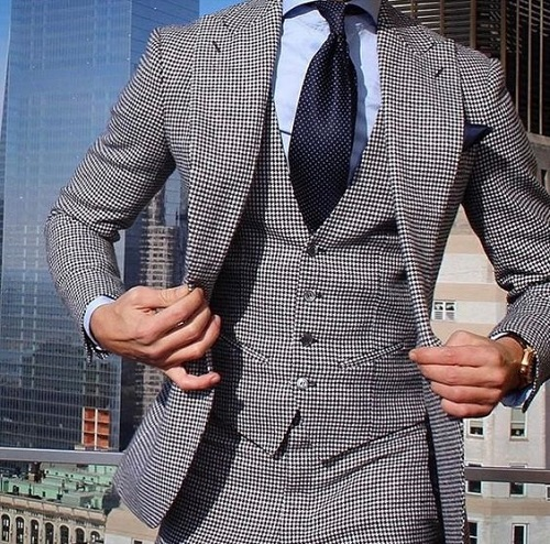 Three Piece Suit: How To Wear Them