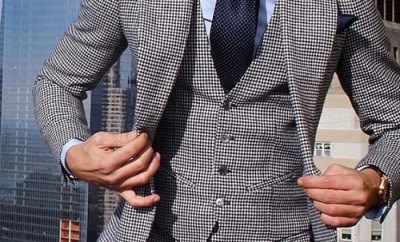 How To Wear A Three Piece Suit MR KOACHMAN