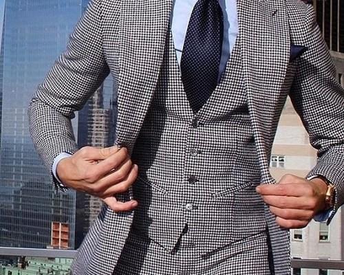 How To Wear A Three Piece Suit MR KOACHMAN