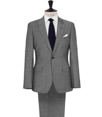 A 1-Button, 2-Button or 3-Button Suit