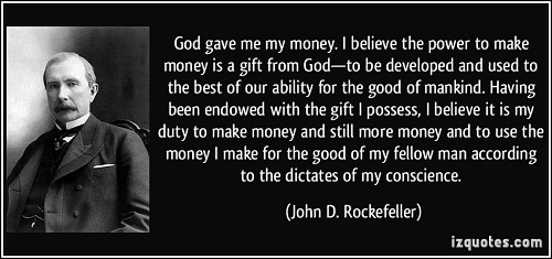 John D. Rockefeller Business Lessons