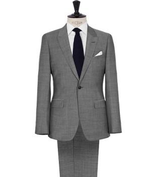 The Medium Gray Suit