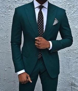 Green SUit Major