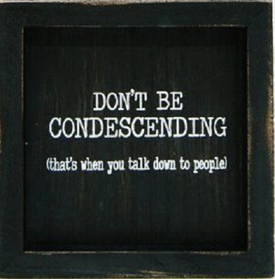 speak like a gentleman