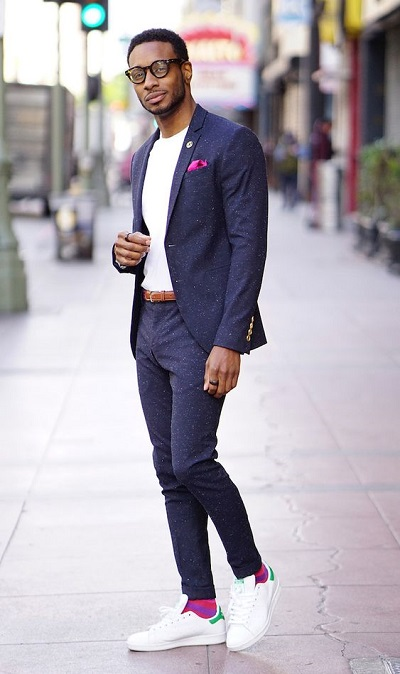 Suit without a Tie How To Achieve This Successfully ,