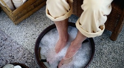 Every Man Should Get a Pedicure