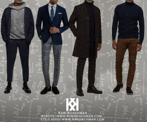 dress code formula by kobi koachman