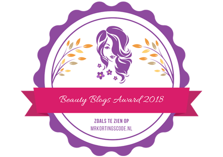 Beauty Blogs Award 2018