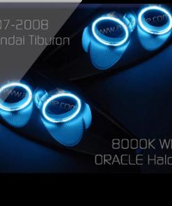 2007-08 Hyundai Tiburon Headlight Halo Kit