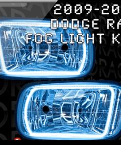 2009-13 Dodge RAM ORACLE Fog Light Halo Kit