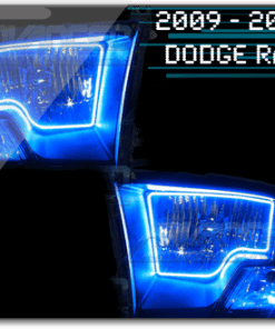 2009-2012 Dodge Ram SMD Halo Kit