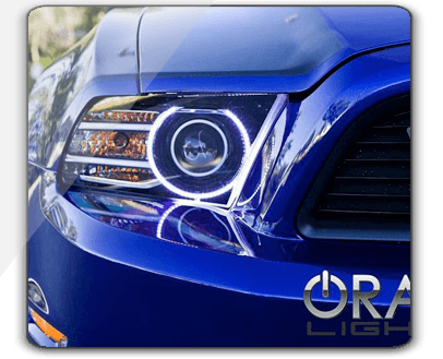 2013 Ford Mustang ORACLE Halo Kit