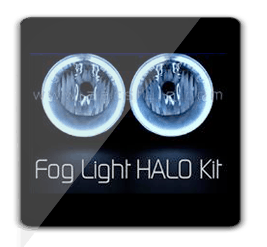Dodge Caliber ORACLE Fog Light Halo Kit