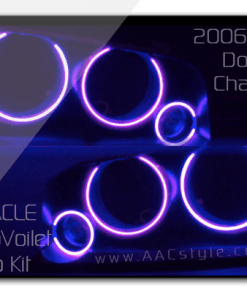 Dodge Charger UV ORACLE Halo Kit