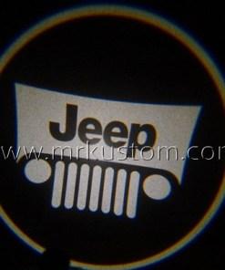 Jeep LED Courtesy Logo Projector Lights