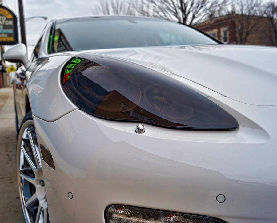 2010 Porsche Panamera Smoked Light