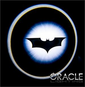 Dark Knight Door Projector Lights