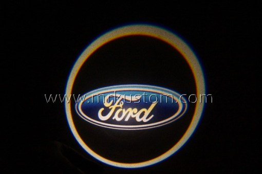 Ford LED Courtesy Logo Projector Lights