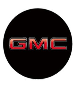 GMC LED Logo Door Projector Lights