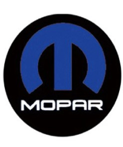 Mopar LED Logo Door Projector Lights