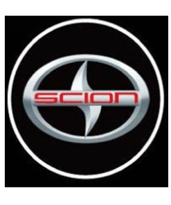 Scion LED Logo Door Projector Lights