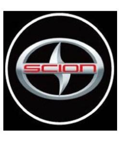 Scion LED Logo Door Projector Lights